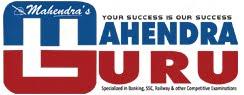 Mahendraguru: Current Affairs | BANK | SSC | IBPS PO | Competitive Exams