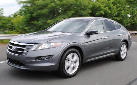 Wallpapers Cars 2011 Honda Accord Crosstour