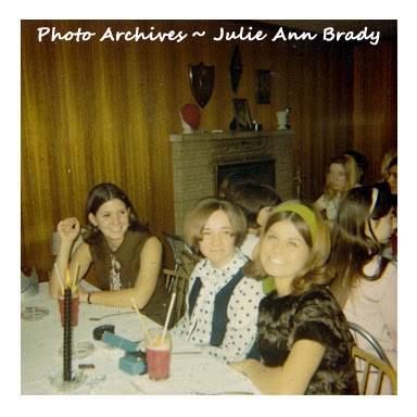 ONU Ada, Ohio - Zeta Tau Alpha Rush Party - January 11, 1970