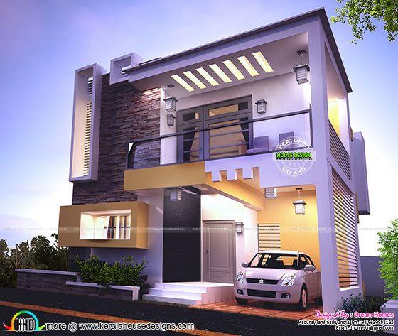 Splendid contemporary home