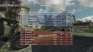 Call of Duty Modern Warfare 3: Mejor puntuación de Baja Confirmada en Fallen
