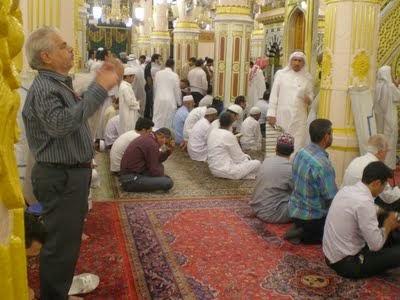 Info Travel Haji dan Umrah murah tentang Masjid Nabawi