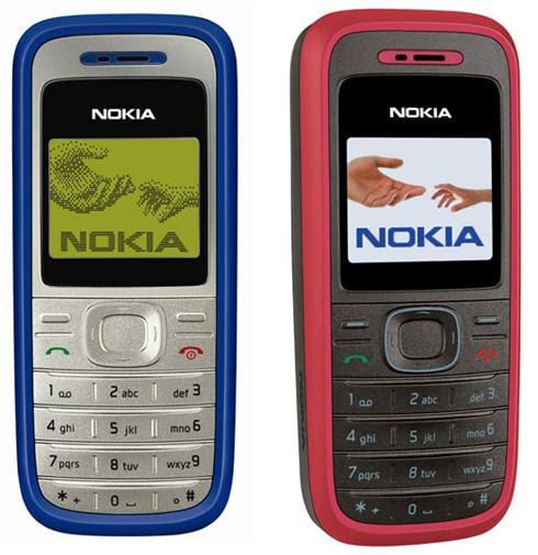 Gambar Nokia 1208:Handphone Nokia