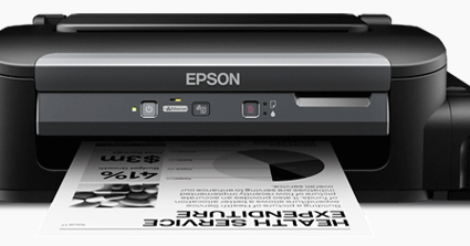 imprimante epson m100 gratuit t l charger driver. Black Bedroom Furniture Sets. Home Design Ideas