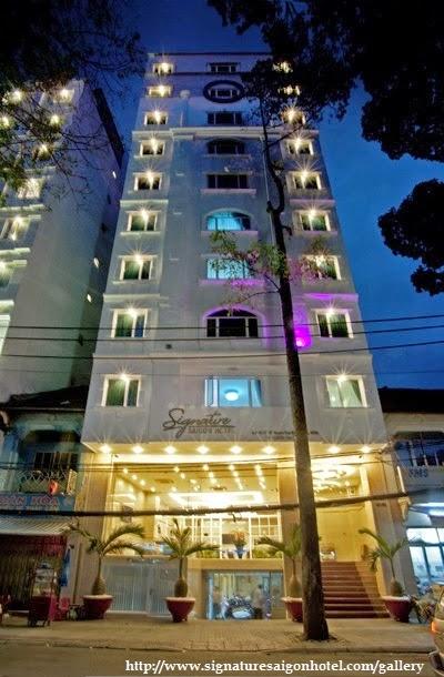 Signature Sajgon Hotel - Ho Chi Minh