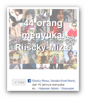Cara Membuat Like Box Facebook di Blog/website Terbaru
