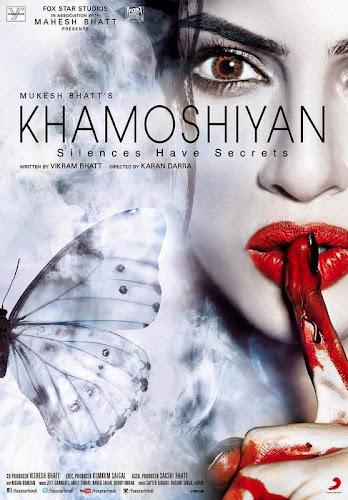 Khamoshiyan (2015) Movie Poster No. 1
