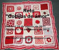 RETO COBIJOS DE AMOR DE EUNICE!!!