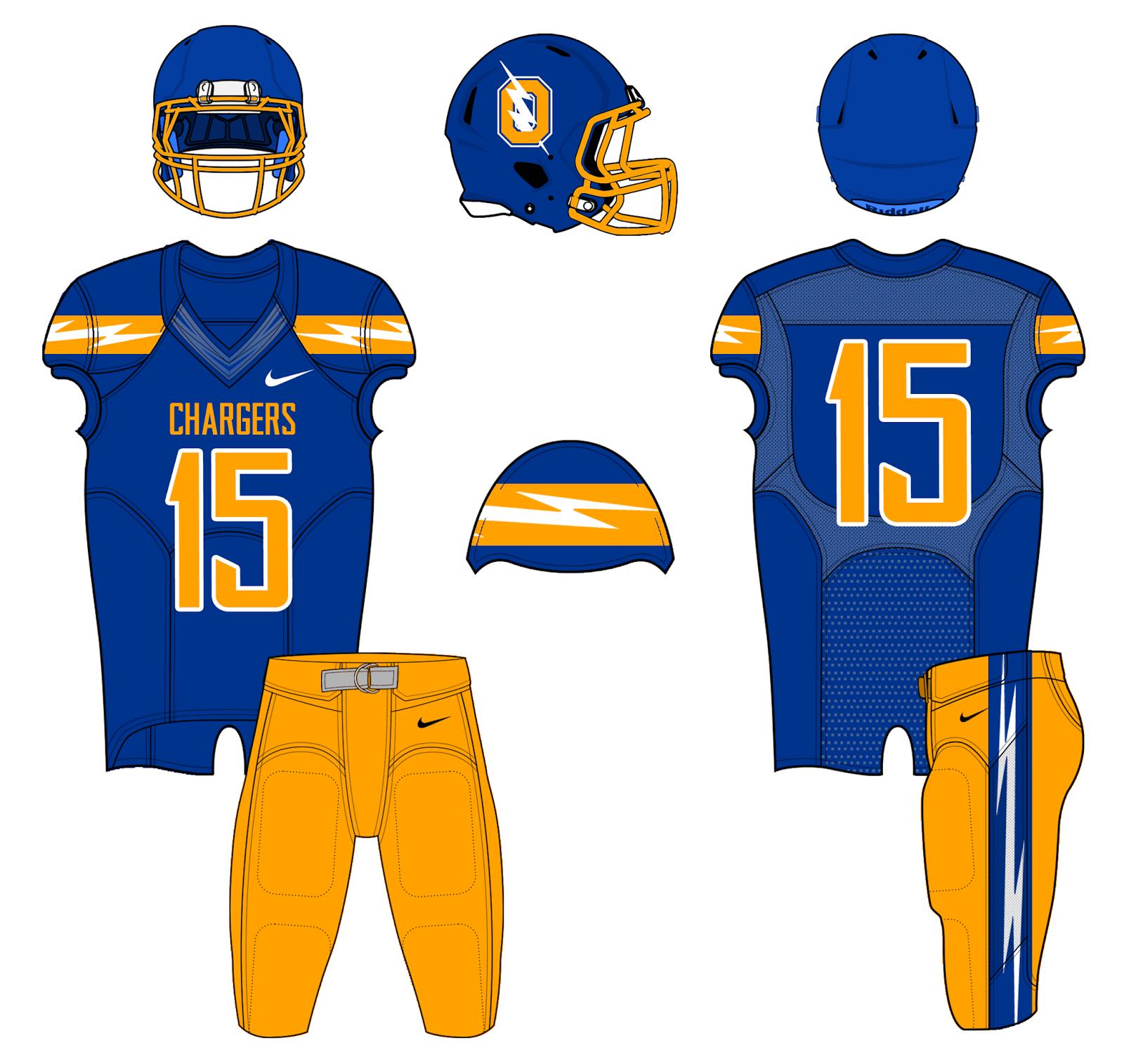 Mississippi High School Football Helmets Oxford