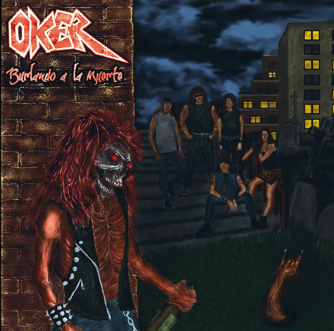 Oker - Dale Caña
