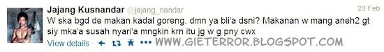 twitter jajang, twitter jajang kusnandar @jajang_nandar, www.gieterror.blogspot.com, kisah jajang, siapa jajang nandar?, fenomena baru jajang nandar di twitter