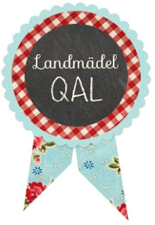 First day of the Landmädel QAL!