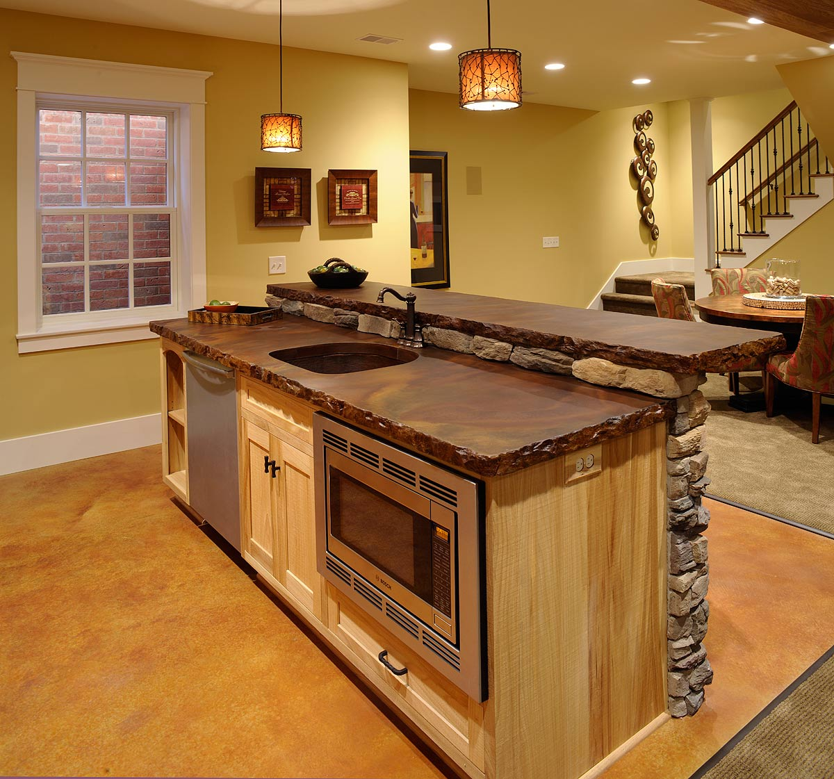 Kitchen cabinets expert for Kitchen island designs