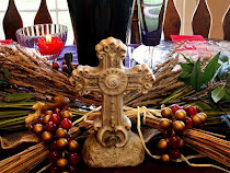 A Lenten Tablescape