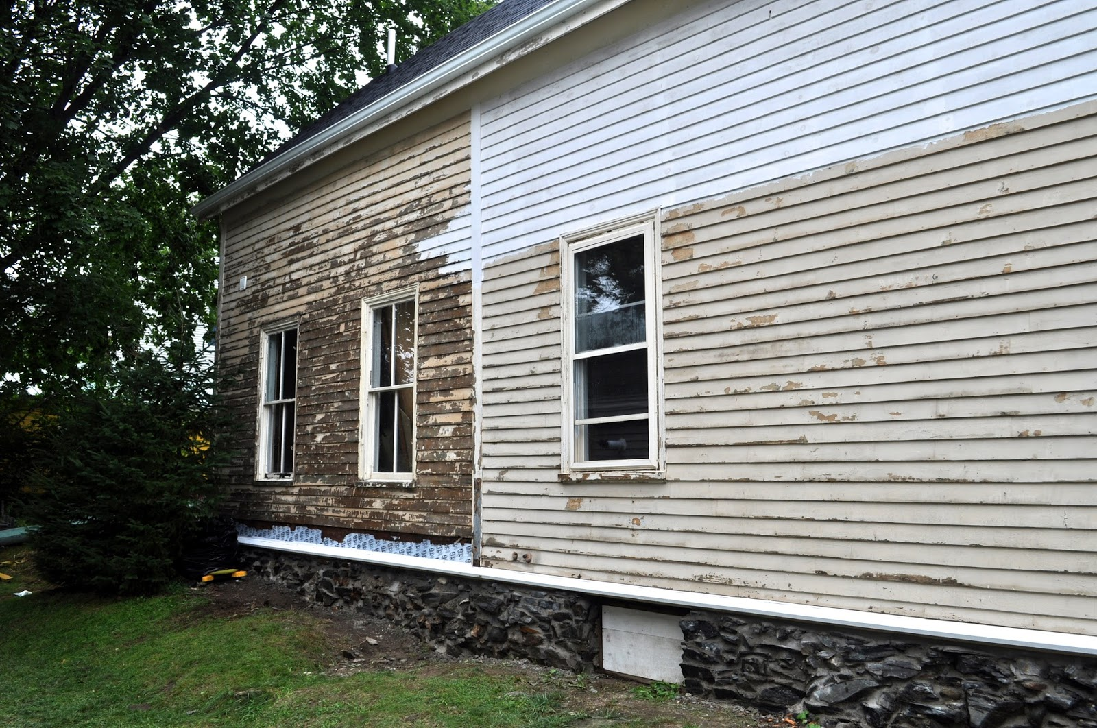 Sopo cottage dealing with lead paint the right way for Lead paint on exterior of house