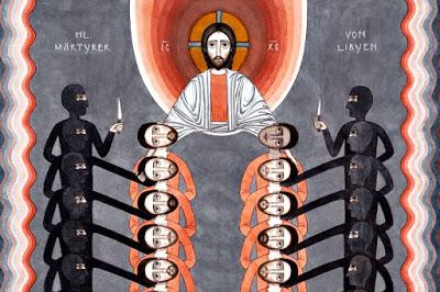 """Οι 21 (μετάφραση από άρθρο του Σπιγκελ) - """"Αυτοί που δεν αρνήθηκαν την πίστη τους"""""""