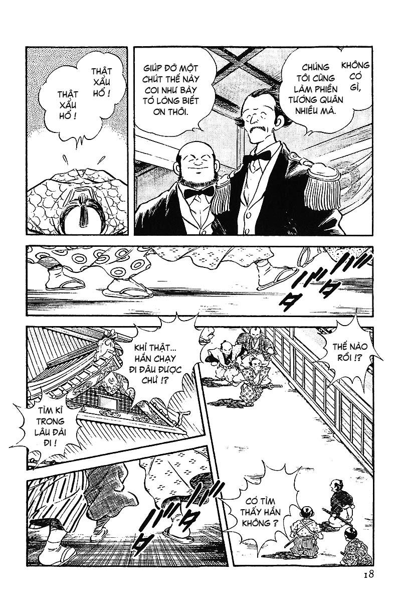 Nijiiro Togarashi - Ớt Bảy Màu chap 18 - Trang 20