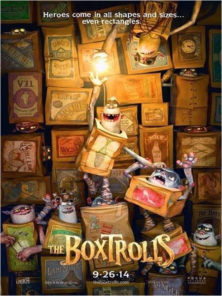 Filme Os BoxTrolls Dublado AVI BDRip