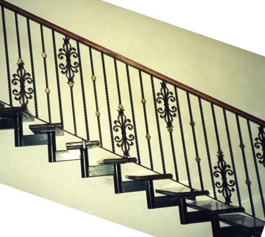 Maquinados y paileria mapaza escaleras exteriores e - Barandales modernos para escaleras ...