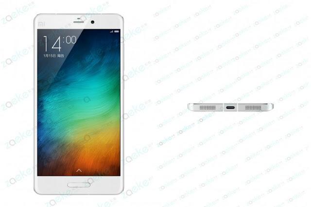 Xiaomi Mi 5 Leaked Specs Online with Renders