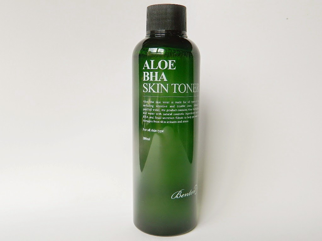 BENTON Aloe BHA Toner
