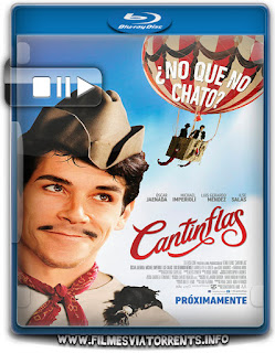 Cantinflas Torrent - BluRay Rip 720p Dublado