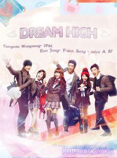Bay Cao Ước Mơ - Dream High (2011) - HTV2 Lồng Tiếng - (16/16)