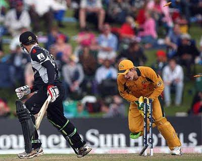 Cricket Live Score: AUS vs NZ