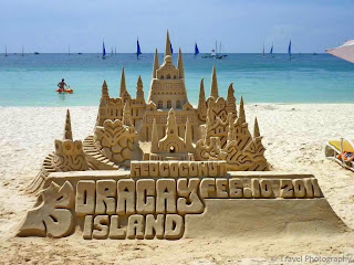 boracay packages in 2014_sand castle