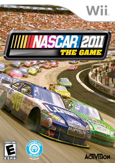 Baixar NASCAR 2011 The Game USA: Wii Download games grátis