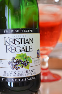 Kristian Regale Juices Black Currant