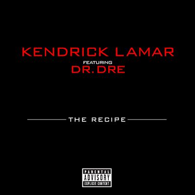 Kendrick Lamar The Recipe Hulk