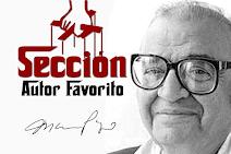 """Sección """"Mi autor favorito"""""""