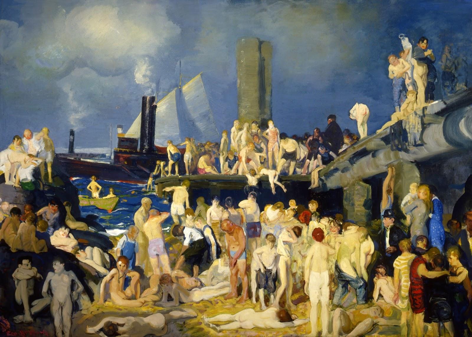 vghuioew: George Bellows