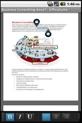 OfficeSuite Pro 6 + (PDF & HD) Apk