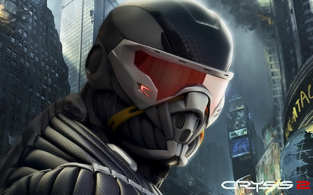 Crysis 2 Cover Image