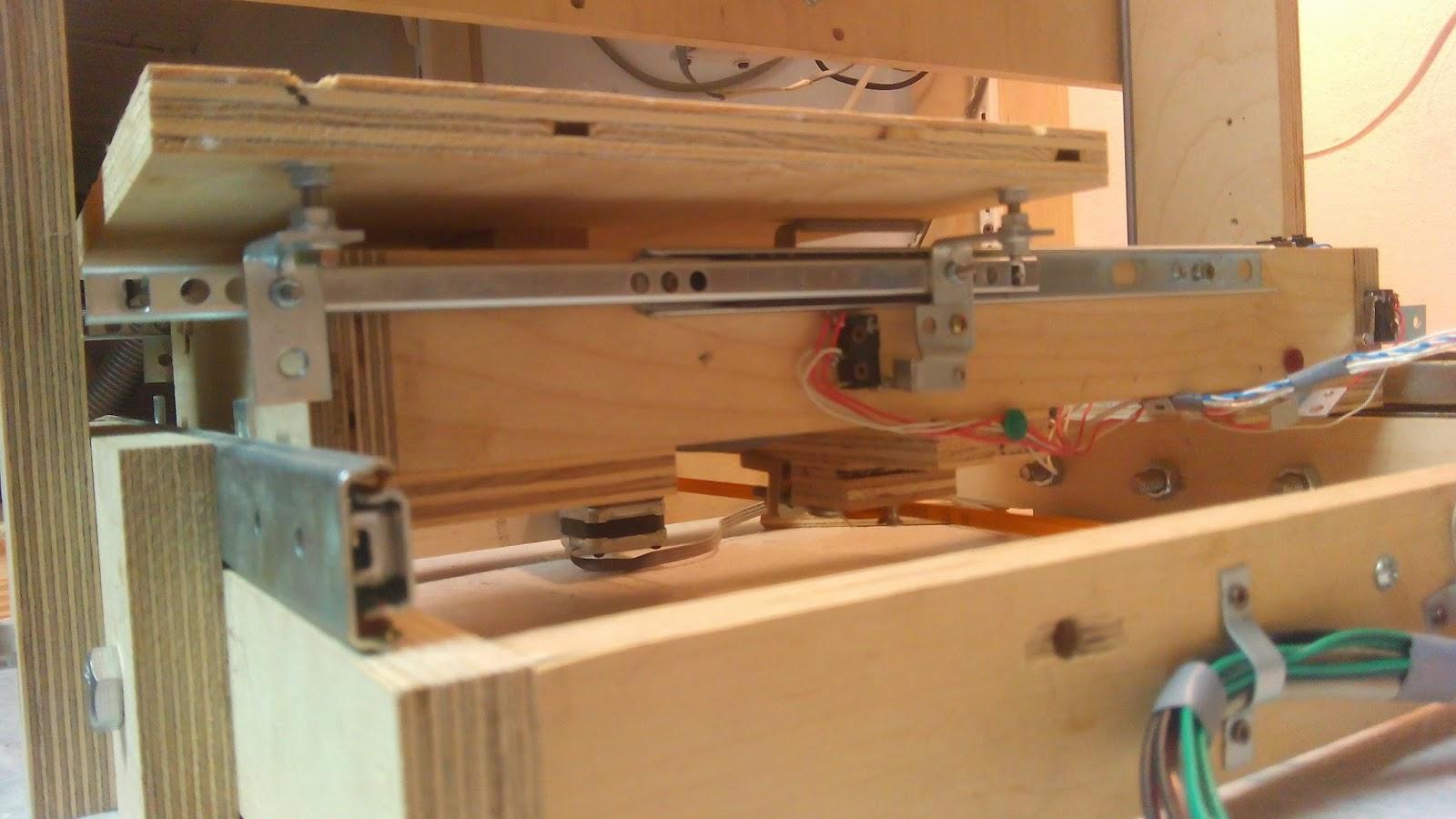Diy progetti cnc autocostruita a meno di 150 euro for Progetti in legno da realizzare