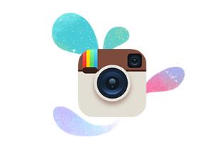 Je suis sur Instagram