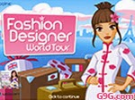 Global fashion designer