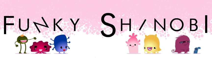 funky shinobi