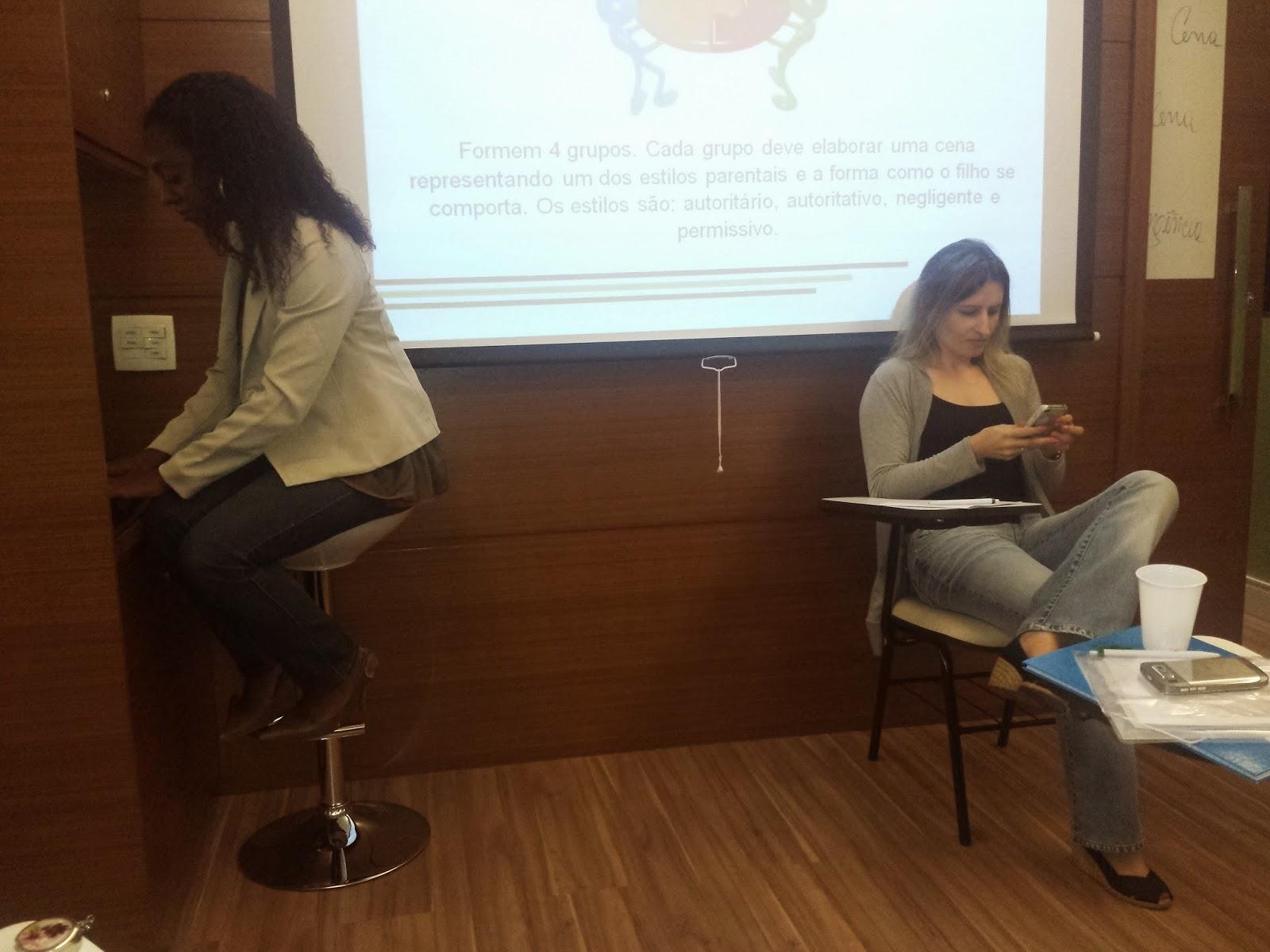 Workshop em Brasília - Métodos de Avaliação e Treinamento das Habilidades Sociais 5