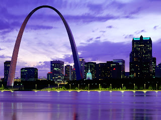 Gateway Arch Wallpaper