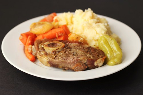 how to cook lamb steaks in slow cooker