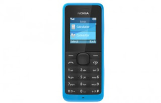 Nokia Umumkan Nokia 105 dan Nokia 301 Untuk Kalangan Low End