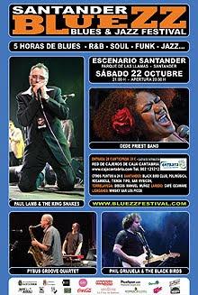 Ya está aquí el Bluezz Festival de Santander
