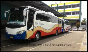 Sewa Bus Pariwisata Medan Berastagi
