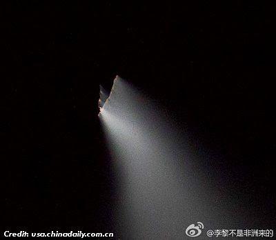 UFO Over Hubei Province 5-13-13