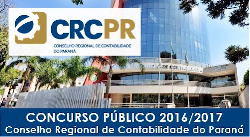 Apostila Concurso CRCPR 2017