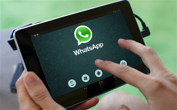 WhatsApp: Send YouTube video