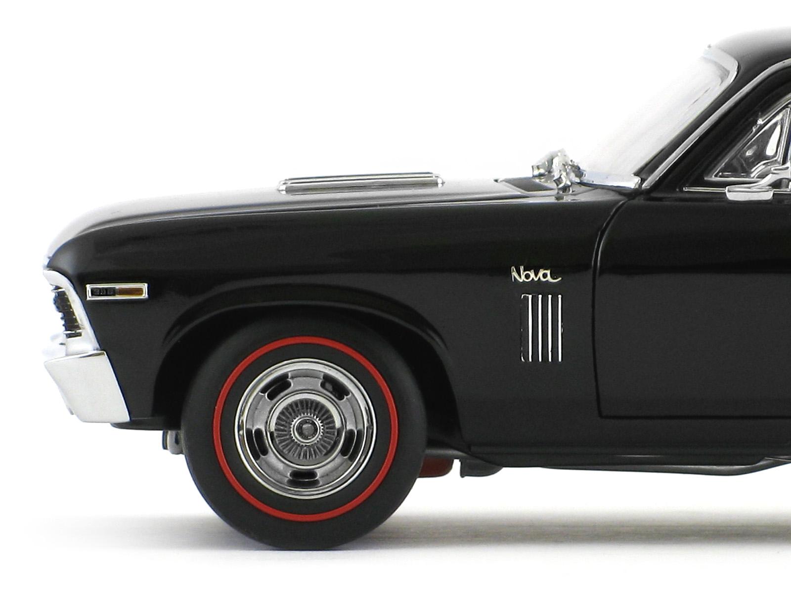 1969 chevrolet nova ss 396 danbury mint